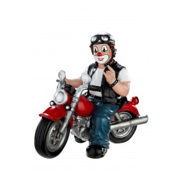 Heavy Biker