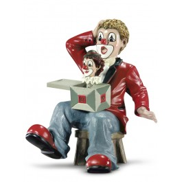 Loyality Figurines 10 years - Jack in the box