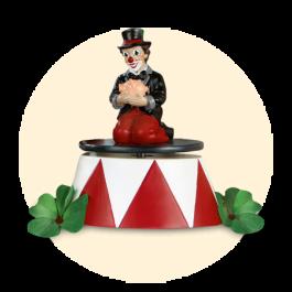 Music Box 'Lucky Charm'