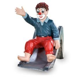Slipping Clown