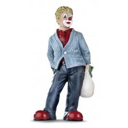 Le clown bio
