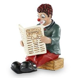 Het clown-magazine