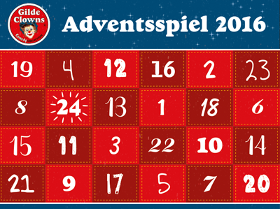 Adventsspiel 2016