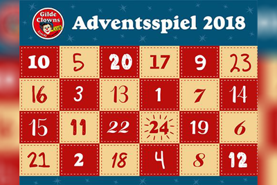 Adventsspiel 2018