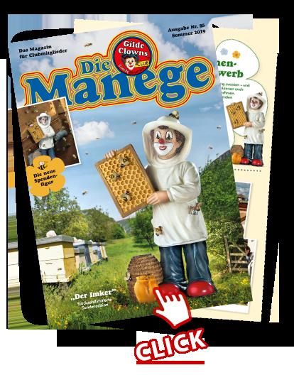 Clubmagazin - Die Manege