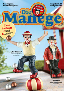 Manege 73 / 2015