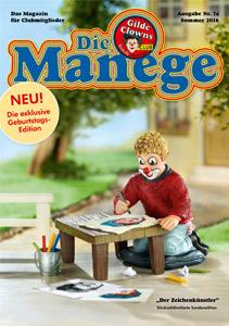 Manege 74 / 2015