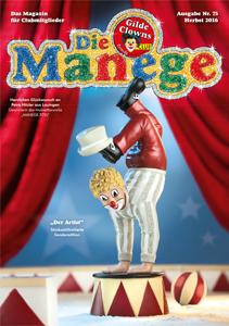 Manege 75 / 2016